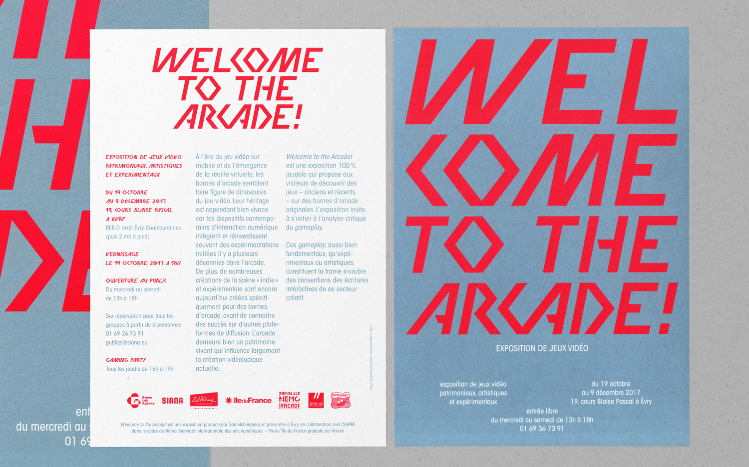 Welcome to the Arcade!