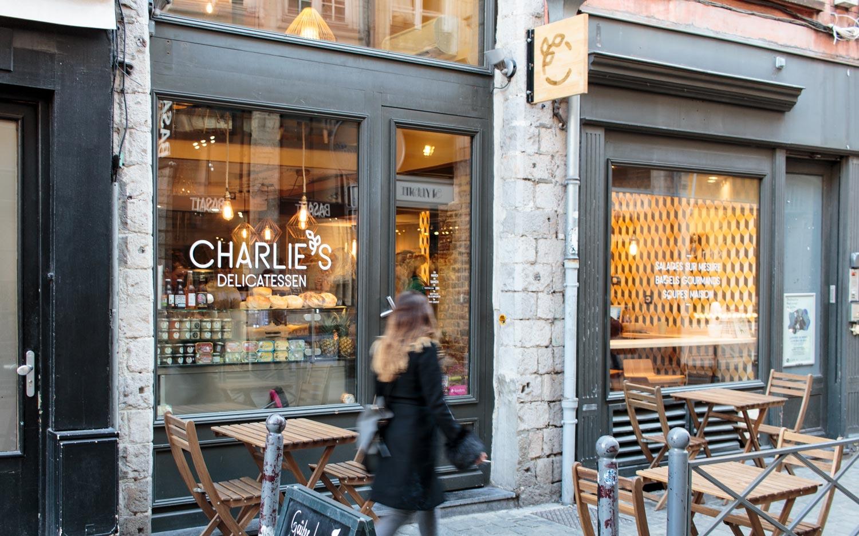 Charlies Delicatessen